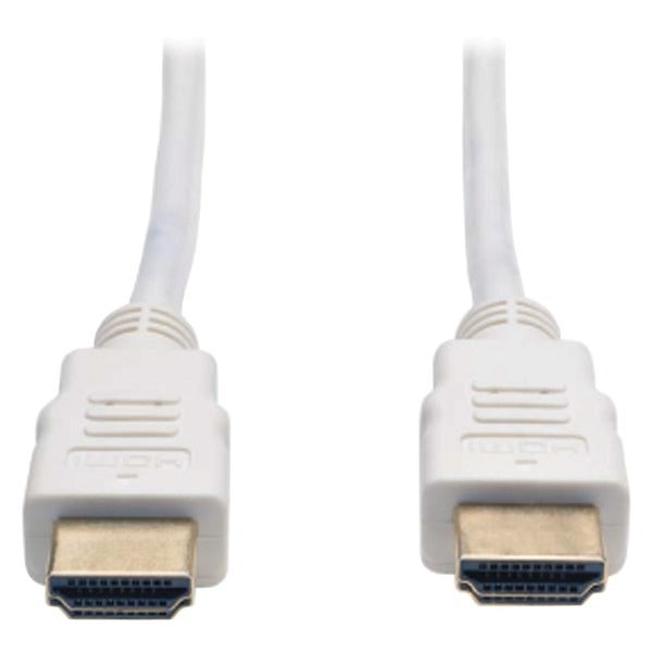 Tripp Lite P568-006-Wh Ultra Hd High-Speed Hdmi(R) Cable (6Ft)