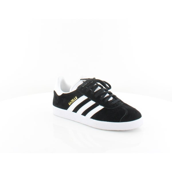 f9f67fa9136 Shop Adidas Gazelle Women s Athletic Black White - 5.5 - Free ...