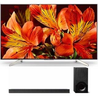 Sony XBR75X850F 75-Inch 4K Ultra HD Smart LED TV (2018) with 2.1ch Soundbar