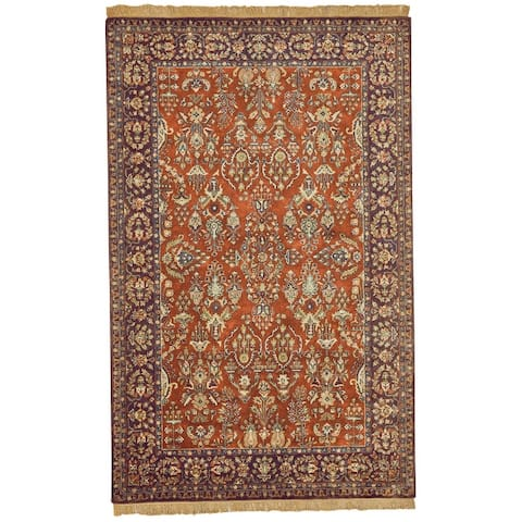 Grand Bazaar Bower Tufted Traditional Rug