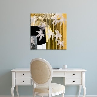 Easy Art Prints John Butler's 'Gold Rush II' Premium Canvas Art