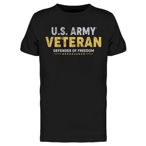 U.S. Army Veteran Men's T-shirt