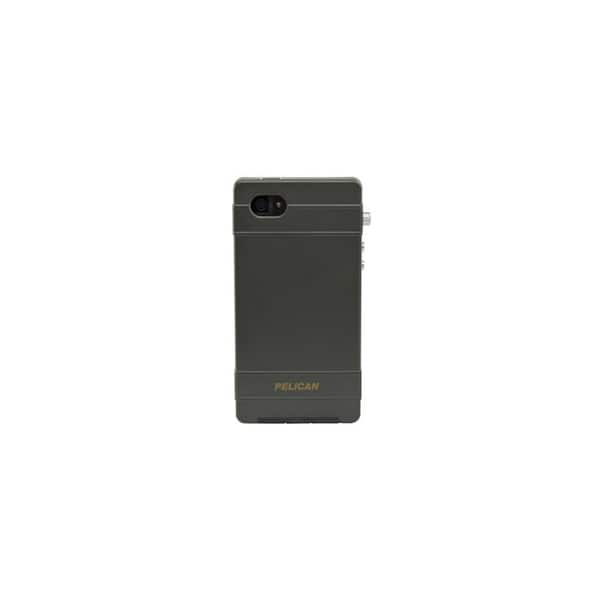 check out 9efd0 59323 Pelican Pro Gear Vault Case for iPhone 5 Pro Gear Vault Case for iPhone 5