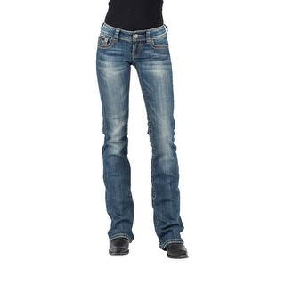 Tin Haul Western Jeans Womens Med Wash Dolly Fit 10-054-0340-1776 BU|https://ak1.ostkcdn.com/images/products/is/images/direct/365b496297d61400005a4257745118917ec04be7/Tin-Haul-Western-Jeans-Womens-Med-Wash-Dolly-Fit-10-054-0340-1776-BU.jpg?impolicy=medium