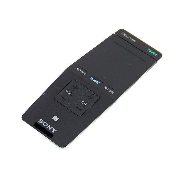 OEM Sony Remote Originally Shipped With: XBR65X850B, XBR-65X850B, KDL55W957B, KDL-55W957B, KDL65W955B, KDL-65W955B