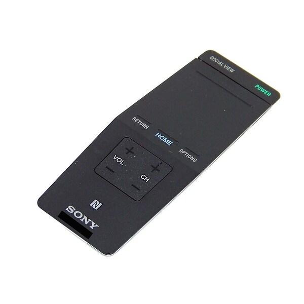 OEM Sony Remote Originally Shipped With: XBR65X905B, XBR-65X905B, XBR49X855B, XBR-49X855B, KDL60W855B, KDL-60W855B