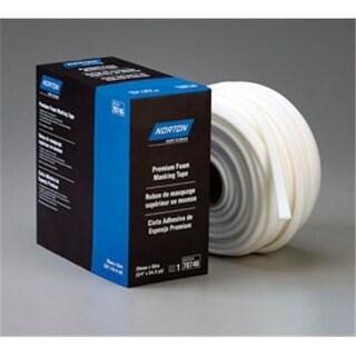 Norton 70746 Premium Foam Masking Tape, 20 mm. X 50M