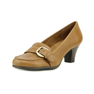 A2 By Aerosoles Barista Round Toe Synthetic Loafer