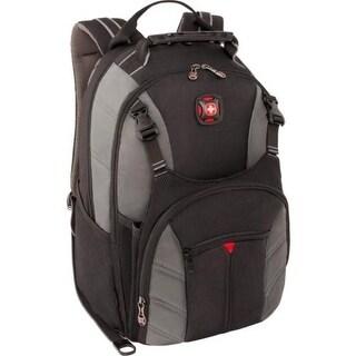 Swissgear 28016050 Sherpa Dx 16 Inch Laptop Backpack Gray