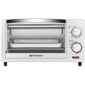 4 Slice 1000w Countertop Toaster Oven