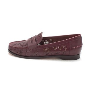 Cole Haan Womens Roswithasam Closed Toe Loafers
