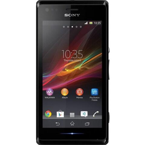 Sony Xperia M C2004 GSM 4GB Phone - Black