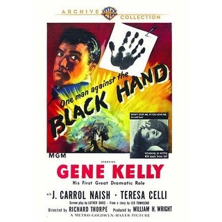 Black Hand DVD Movie 1950