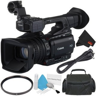Canon XF205 HD Professional Camcorder Bundle