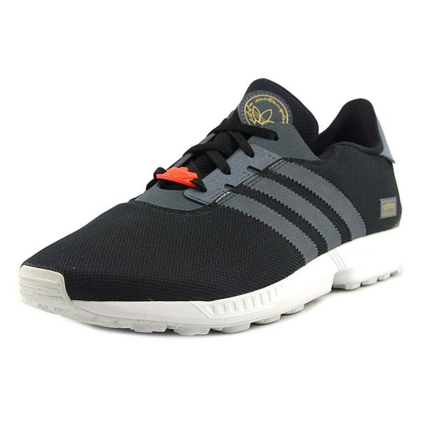 Adidas ZX Gonz Men Round Toe Synthetic Black Sneakers