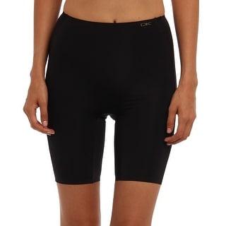 Donna Karen NEW Solid Black Women's Size Medium M Briefs Shapewear