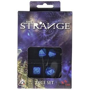The Strange Dice Set (4) Board Game
