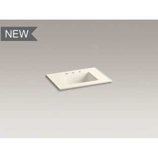 "Kohler K-2779-8 Ceramic/Impressions 31"" Vitreous China Vanity Top - Sink Included"