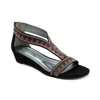 Andrew Geller Irene Women's Sandals & Flip Flops Black