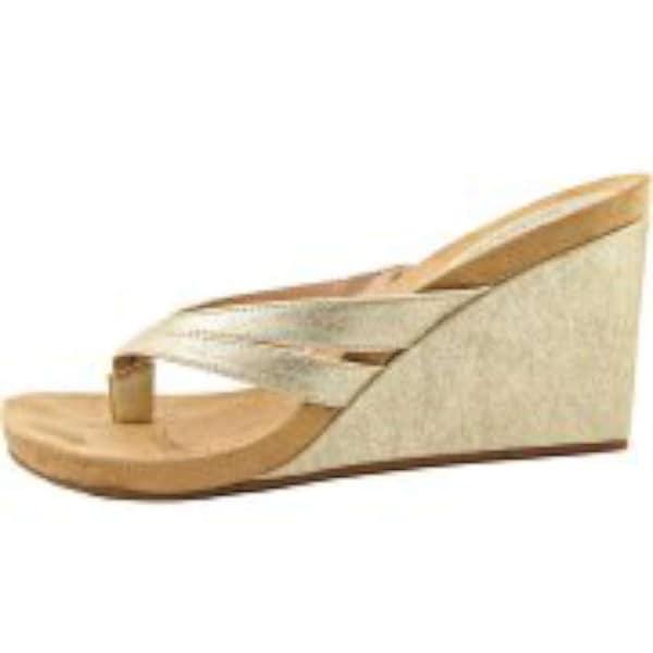 Style & Co. Womens Cassiee Split Toe Casual Platform Sandals