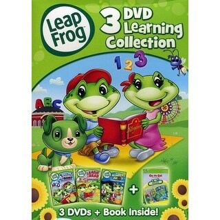 Leapfrog: Learning Collection [DVD]