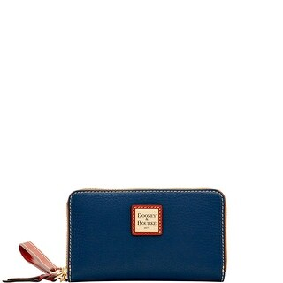 Dooney & Bourke Pebble Grain Tech Wristlet (Introduced by Dooney & Bourke at $128 in Aug 2017)