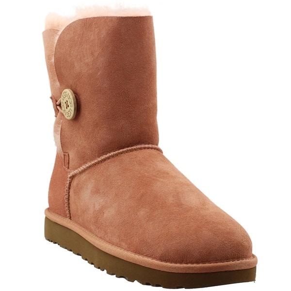 be6838de0eb Shop Ugg Womens Bailey Button Ii Casual Boots Boots - Free Shipping ...