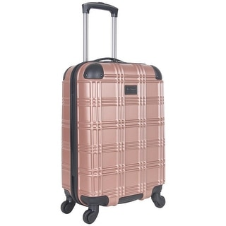 Ben Sherman 'Nottingham' 20-inch Lightweight Hardside 4-Wheel Spinner Carry-On Suitcase