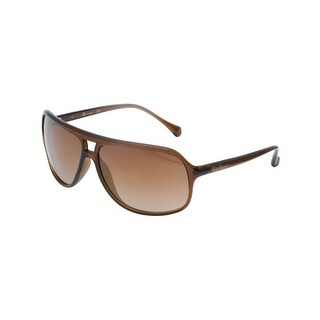 Guess GG2056 sunglasses in shiny dark brown / gradient brown