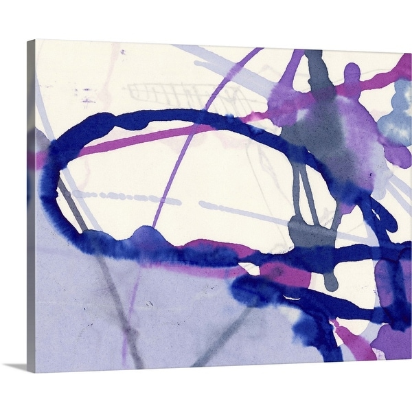 """Adventurous Spirit II (Back)"" Canvas Wall Art"