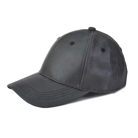 Top Headwear PVC Baseball Cap