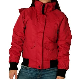 Landmark Ladies Hutton Insulated Bomber Jacket|https://ak1.ostkcdn.com/images/products/is/images/direct/366ec0063897adff1dc8e0351636c9a53cf8a7e4/Landmark-Ladies-Hutton-Insulated-Bomber-Jacket.jpg?impolicy=medium