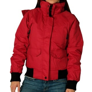 Landmark Ladies Hutton Insulated Bomber Jacket