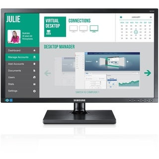 Samsung Cloud Display NC NC241-TS All-in-One Zero Client - (Refurbished)