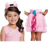 Girls My Little Pony Pinkie Pie Halloween Kit - standard - one size