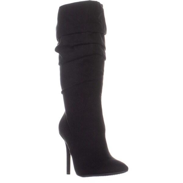 Jessica Simpson Lyndy 2 Knee High Boots, Black