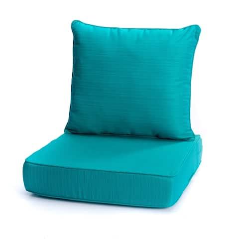 Terrasol La Playa Deep Seat Cushion Set