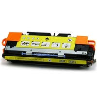 Monoprice Compatible HP Q2682A Laser Toner  Yellow For use in Color LaserJet