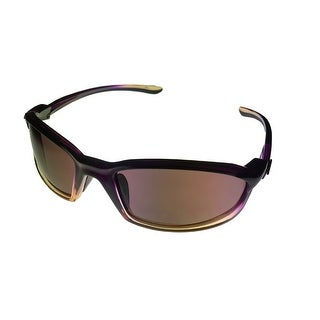 Angel Womens Sunglass Chasity Purple Dawn Plastic Wrap - Medium