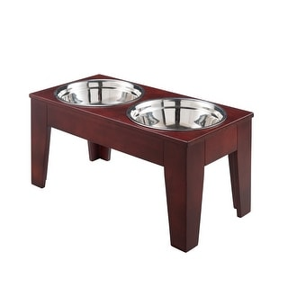 Link to Sassy Wooden Pet Feeder Similar Items in Dog Feeders & Waterers
