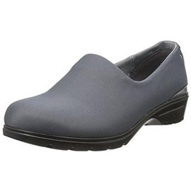 Skechers Womens Metronome-Acoustic Metallic Solid Loafers - 9.5 medium (b,m)