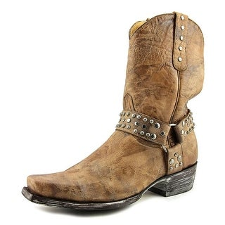 "Old Gringo Hanna Stud 10""   Square Toe Leather  Western Boot"