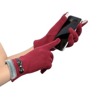 Women Winter Touch Screen Gloves