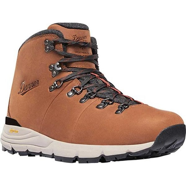 "Danner Men's Mountain 600 4.5"" Insulated Boot Cedar Full Grain Leather"