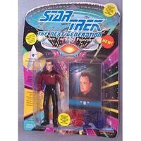 "Star Trek - The Next Generation - ""Q"" 4 inch Action Figure"