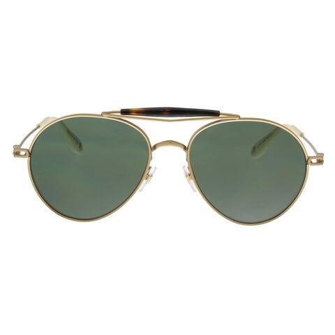 Givenchy GV7012/S AOZ 85 Gold Aviator Sunglasses - No Size