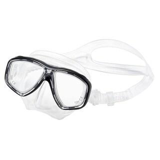 Tusa M-212 Ceos Clear Skirt Scuba Diving Mask