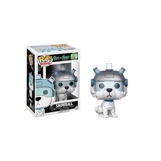 Rick and Morty Snowball POP! Vinyl Figure