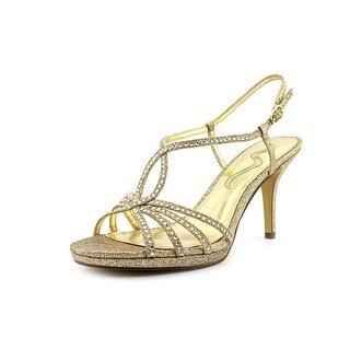 Nina Bettina Women Open Toe Synthetic Sandals