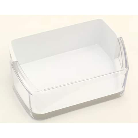 OEM Samsung Refrigerator Door Bin Basket Shelf Tray Shipped With RF25HMEDBSR/AA, RF25HMEDBSR/AA 0000